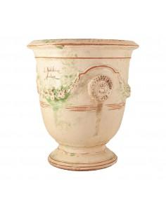 Anduze vase antic patinas (middle sizes)