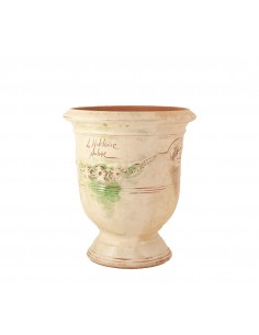 Vase d'Anduze patine ancienne (Tailles moyenne)