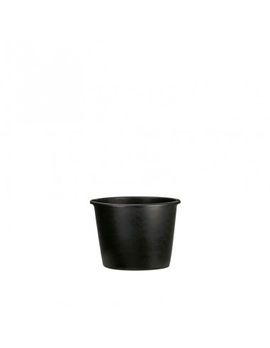 Black plastic container for Anduze...