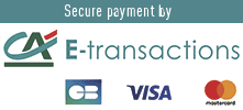 Secure payments by E-transactions Crédit Agricole